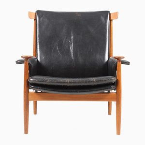 Easy Chair by Finn Juhl for France & Søn, 1950s