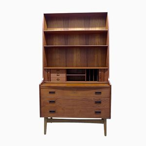Vintage Teak Buffet by Johannes Sorth for Bornholm