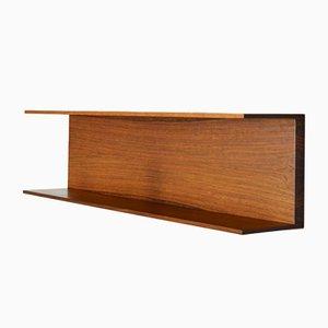 Hanging Shelf by Walter Wirz for Wilhelm Renz, 1960s