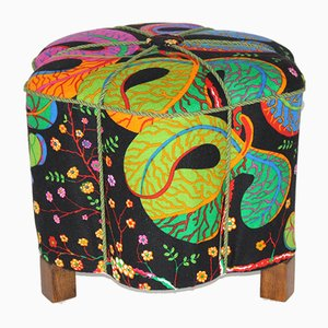 Art Deco Hocker, 1930er