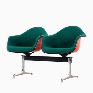 Tandem Bench by Charles & Ray Eames for Herman Miller, 1960s
