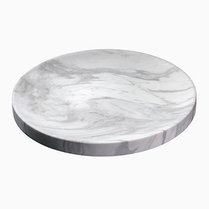 Iris Marble Tray by Faye Tsakalides for White Cubes