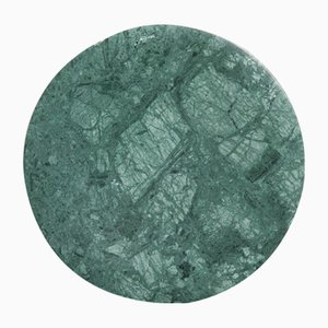 Bramante Verde Guatemala Green Marble Tray by Stories of Italy