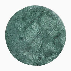 Plat Bramante Verde Guatemala en Marbre Vert par Stories of Italy