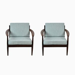 Armchairs, 1960s, Set of 2