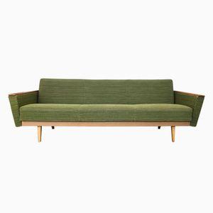 Vintage Green Sofa Bed