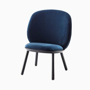Naïve Low Chair in Blue by etc.etc. for Emko