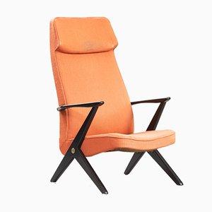 High Back Triva Chair by Bengt Ruda for Nordiska Kompaniet, 1950s