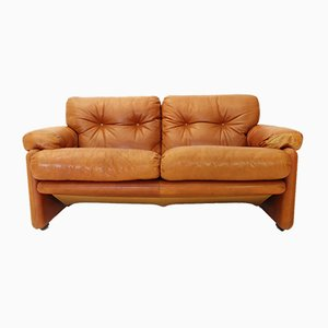 Coronado 2-Seater Sofa by Tobia Scarpa for B&B Italia, 1960s