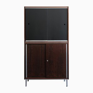 American Rosewood Cabinet by George Nelson for Herman Miller, 1960s