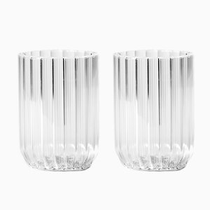 Dearborn Water or Cocktail Glasses by Felicia Ferrone for fferrone, Set of 2