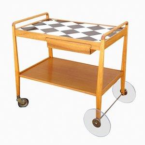 Modernist Bar Cart, 1960s