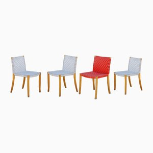 Chairs from Thonet, 1970s, Set of 4