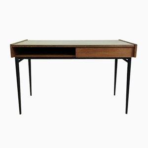 Holz Schreibtisch von Pierre Guariche, 1960er