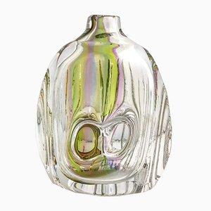 Glas Vase von Goran Warff für Kosta, 1948