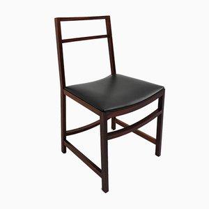 Minimalistische Mid-Century Esszimmerstühle von Roberto Venturi für MIM, 8er Set