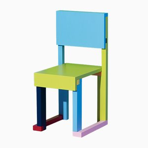 EASYDiA Firenze Children's Chair by Massimo Germani Architetto for Progetto Arcadia