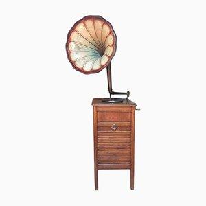 Grammofono vintage di Le Concert Automatique Français, Francia, anni '20