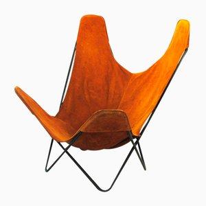 Butterfly Chair von Jorge Ferrari-Hardoy für Knoll, 1970er