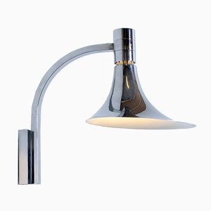 Trumpet Sconce Lamp by Albini, Helg & Piva for Sirrah, 1960s