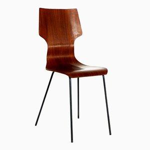Chaises de Salon par Aldo Bartolomeo pour Stildomus, 1950s, Set de 2