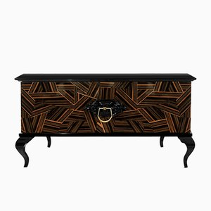 Table de Nuit Guggenheim Nightstand de Covet House
