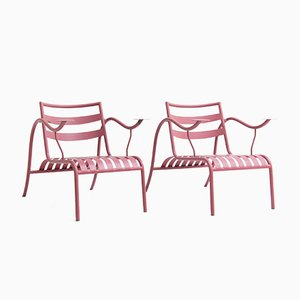 Thinking Man Chairs by Jasper Morrison for Cappellini, 1986, Set of 2