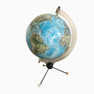 Globe with 3 Legs, 1950s