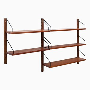 Vintage Royal System Modular Wall Shelf by Poul Cadovius for Cado
