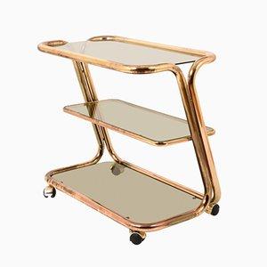 Italian 3-Tier Bar Cart from Morex, 1970s