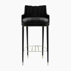 Plum Bar Chair from Covet House