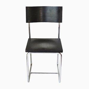 Bauhaus B6 Chair by Marcel Breuer for Thonet, 1930s