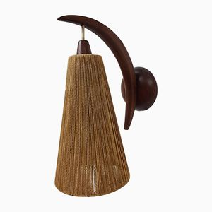 Mid-Century Swiss Wall Light from Temde Leuchten, 1950s