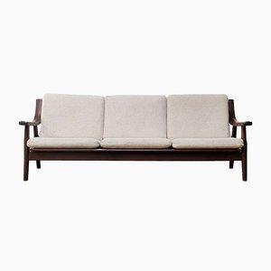 Vintage Modell GE-530 Sofa von Hans J. Wegner für Getama