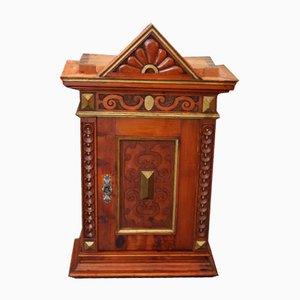Antique Wood Pharmacist Box