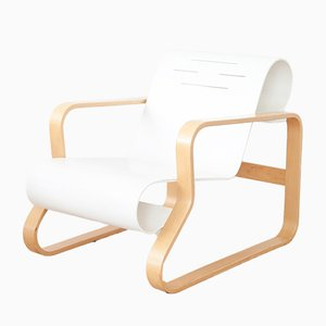 Vintage Paimio Model 31 Lounge Chair by Alvar Aalto for Artek