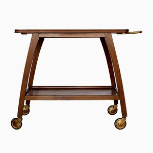 Mid-Century Serving Trolley from Ilse Möbel, 1950s