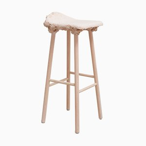 Large Well Proven Stool by Marjan van Aubel & James Shaw for Transnatural Label