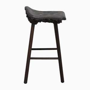Medium Well Proven Stool by Marjan van Aubel & James Shaw for Transnatural Label