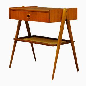 Small Mid-Century Danish Side Table