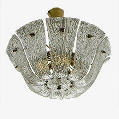 Glass Basket Pendant Light from Kalmar