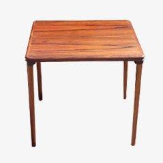 Danish Rosewood Lamp Table, 1960s