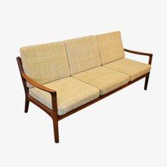 Senator 3-Sitzer Sofa von Ole Wanscher für Cado, 1960er