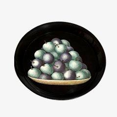 Tablett mit Früchtemotiv von Piero Fornasetti für Fornasetti, 1960er