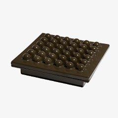 Skulpturaler Aschenbecher der Synthesis Serie von Ettore Sottsass für Olivetti