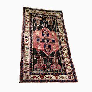 Antique Persian Handwoven Qashqai Rug