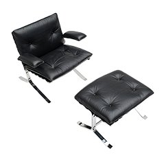Joker Lounge Chair mit Ottoman von Olivier Mourgue für Airborne