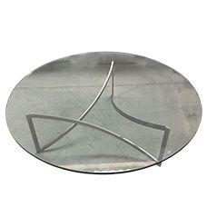 Midcentury Metal Coffee Table