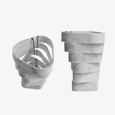 Little Gerla Vase by Paolo Ulian & Moreno Ratti (Medium size), 2015