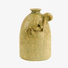 Stoneware Vase by Arne Bang Studio, 1930s